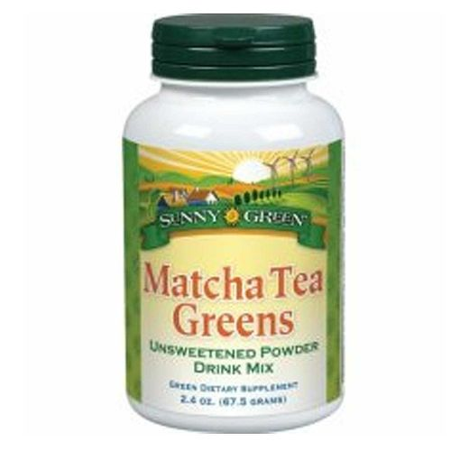 Matcha Tea Greens
