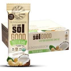 Sunwarrior Sol Good Protein Bars