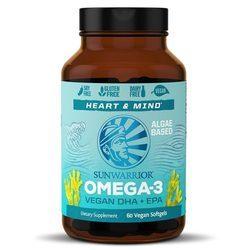 Sunwarrior Omega-3 Vegan DHA + EPA