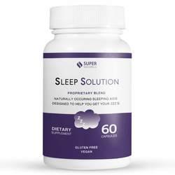Super Naturals Sleep Solution