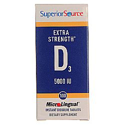 Superior Source D3 5,000 IU