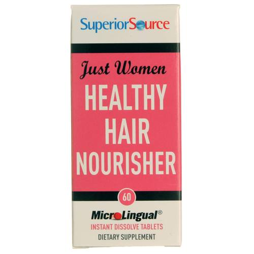 Just Women Healthy Hair Nourisher