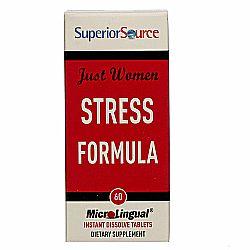 Superior Source Just Women Stress
