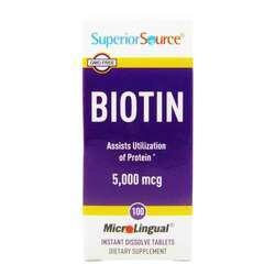 Superior Source Biotin