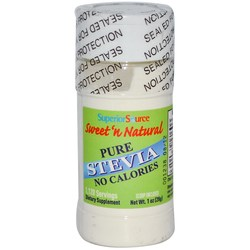 Superior Source Sweet 'n Natural Pure Stevia