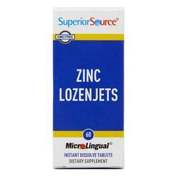 Superior Source Zinc Lozenjets 5 mg