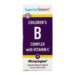 Superior Source Children's B Complex with Vitamin C