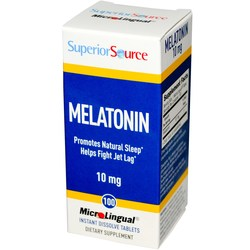 Superior Source Melatonin
