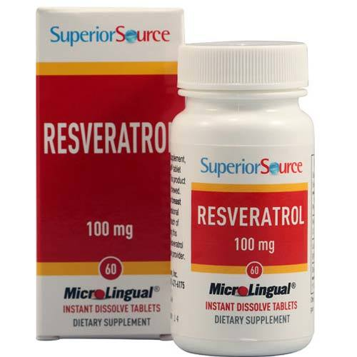 Superior Source Resveratrol  - 100 mg - 60 Tablets - 276435_a.jpg