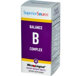 Superior Source Balance B Complex