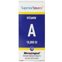 Superior Source Vitamin A 10 000 IU