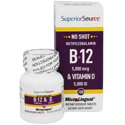 Superior Source No Shot B12