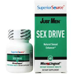Superior Source Just Men Sex Drive