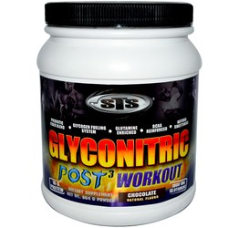 Supplement Training Systems GlycoNitric POST-Workout
