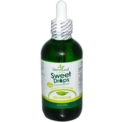 Sweet Leaf Sweet Drops Liquid Stevia Sweetener