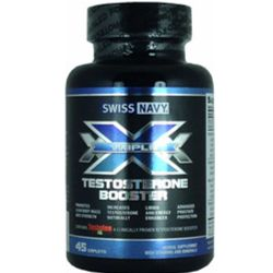 Swiss Navy Triple X Testosterone Booster