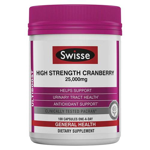 High Strength Cranberry