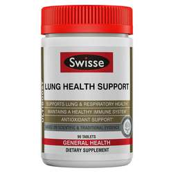 Swisse Ultiboost Lung Health Support
