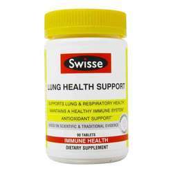 Swisse Lung Health Support