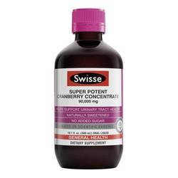 Swisse Super Potent Cranberry Concentrate 90,000 mg