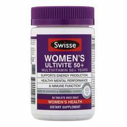 Swisse Women's Ultivite 50+ Multivitamin