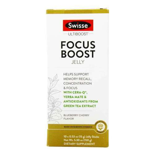 Swisse Ultiboost Focus Boost Jelly Blueberry Cherry Flavor - 10 Sticks - 355200_front2020.jpg