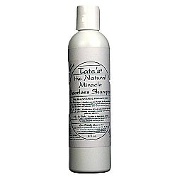 Tate's The Natural Miracle Odorless Shampoo
