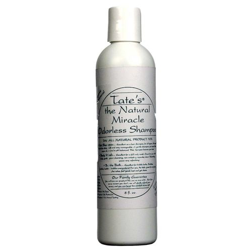 Tate's The Natural Miracle Odorless Shampoo  - 8 fl oz  - 715925080104_1.jpg
