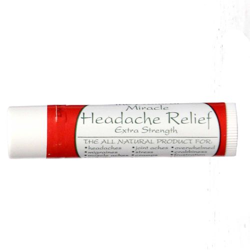 The Natural Miracle Headache Relief Extra Strength
