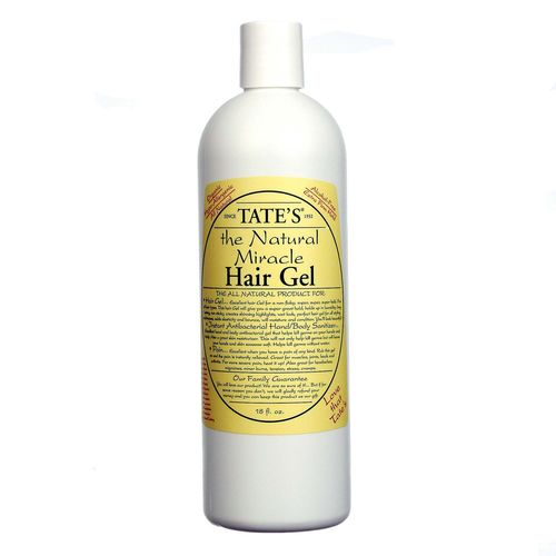 Tate's The Natural Miracle Hair Gel   - 18 fl oz  - 715925810381_111.jpg