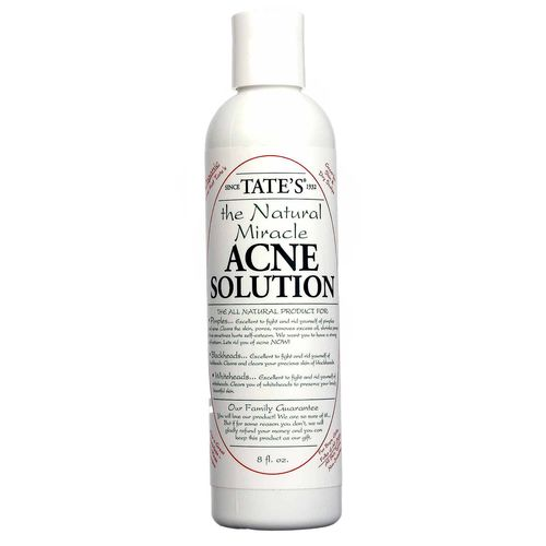 The Natural Miracle Acne Solution