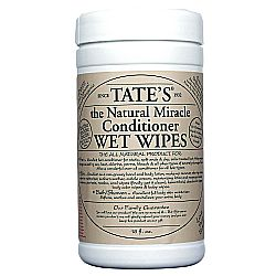 Tate's The Natural Miracle Conditioner Wet Wipes