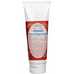 Tate's The Natural Miracle Vitamin Toothpaste