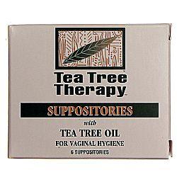 Tea Tree Therapy Tea Tree Suppositories