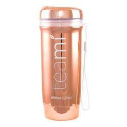 Teami Tumbler Rose Gold