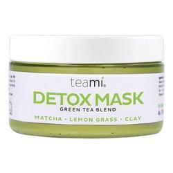 Teami Detox Face Mask Green Tea Blend - Matcha