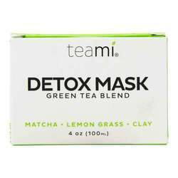 Teami Detox Face Mask Green Tea Blend - Matcha
