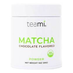 Teami Matcha Chocolate Flavored