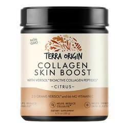 Terra Origin Collagen Boost Powder Citrus