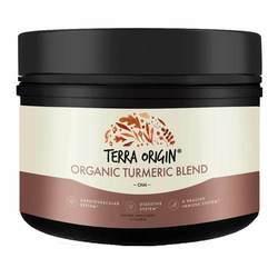 Terra Origin Organic Turmeric Chai Powder