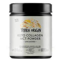Terra Origin Keto Collagen Mct Powder