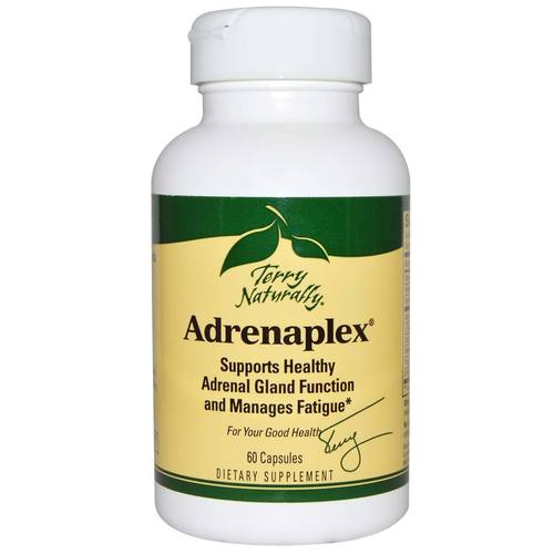 Terry Naturally Adrenaplex  - 60 Capsules - 110228_1.jpg