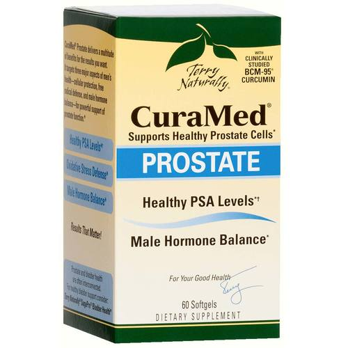 Terry Naturally CuraMed Prostate  - 60 Softgels - 275847_1.jpg