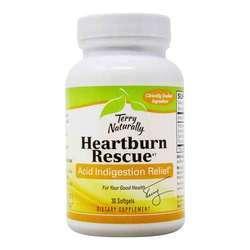 Terry Naturally Heartburn Rescue