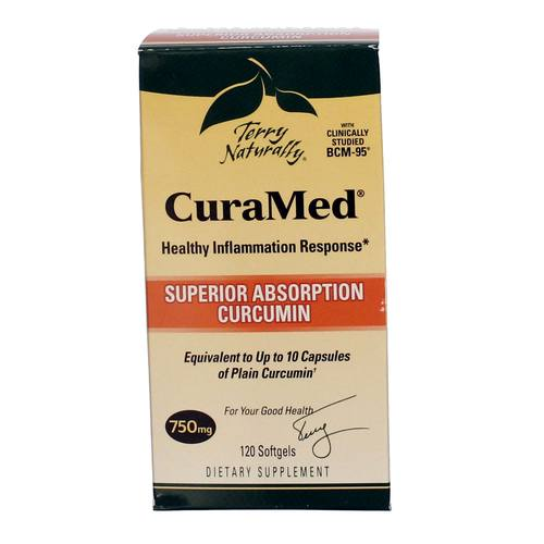 Terry Naturally CuraMed - 120 Softgels - 367703202927_1.jpg