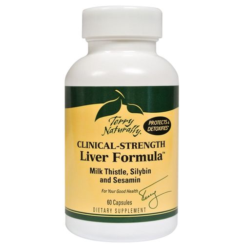 Clinical-Strength Liver Formula