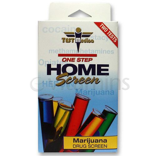 One Step Home Screen - Marijuana