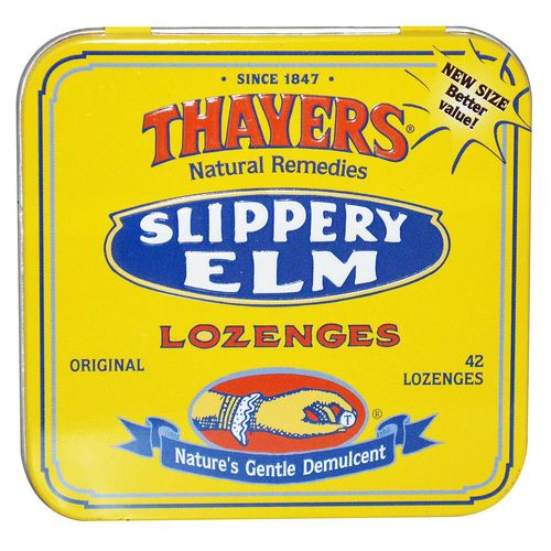 Slippery Elm Lozenges