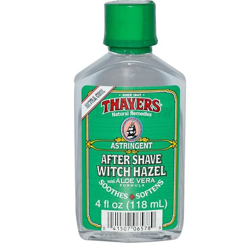 After Shave Witch Hazel with Aloe Vera