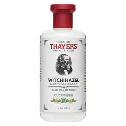 Thayers Cucumber Witch Hazel with Aloe Vera